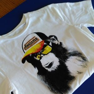 Awesome Chimp Boys Tshirt by Children's Place